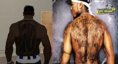 Tatt s zum download f r gta san andreas seite 4 for 50 cent back tattoo