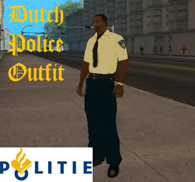 Download: Skins Dutch Police Outfit für GTA: San Andreas ...