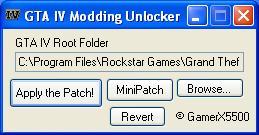 GTA IV Modding Unlocker 9205_GTAIVUnlock