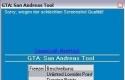 GTA: San Andreas Tool