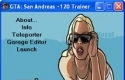 GTA: San Andreas +120 Trainer v1.6